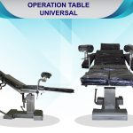 OPERATION TABLE UNIVERSAL